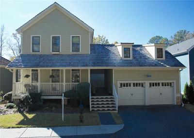 Woodstock Single Family Home For Sale: 237 Morning Mist Way