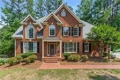 Powder Springs Single Family Home For Sale: 5500 Wright Road