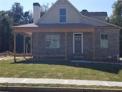 Griffin Single Family Home For Sale: 125 Hunts Mill Circle