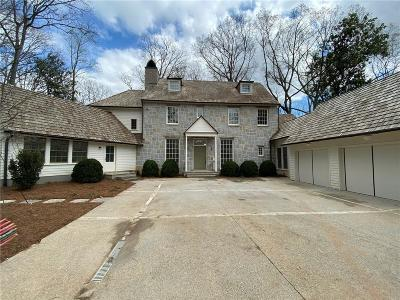 Buckhead Single Family Home For Sale: 4087 Conway Valley Road NW