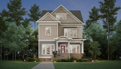 Alpharetta Single Family Home For Sale: 265 Thompson Street