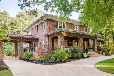 Single Family Home For Sale: 923 Springdale Road NE