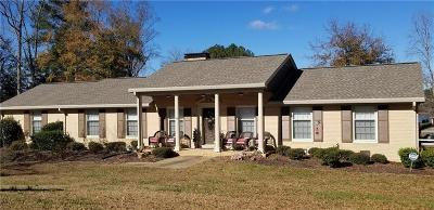 Carrollton Single Family Home For Sale: 108 Lakeshore Park Drive