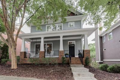 Atlanta Single Family Home For Sale: 473 Carter Avenue SE