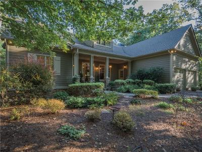 Pickens County Single Family Home For Sale: 63 The Paddock