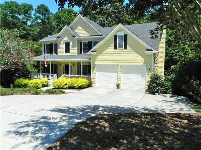 Grayson Single Family Home For Sale: 2277 Roseberry Lane