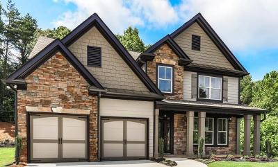 Acworth Single Family Home For Sale: Bronze Court
