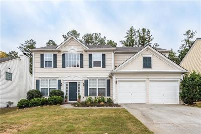 Woodstock Single Family Home For Sale: 536 Keeneland Avenue