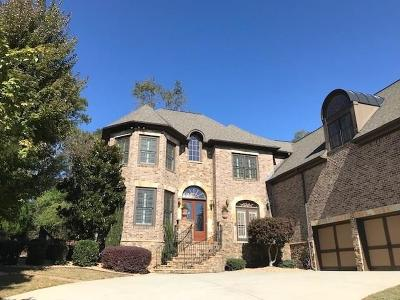 Roswell Single Family Home For Sale: 1006 Westcroft Lane
