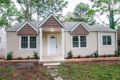 East Atlanta Single Family Home For Sale: 1006 Moreland Avenue SE
