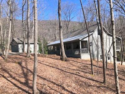 Big Canoe Single Family Home For Sale: 549 Bell Flower Drive