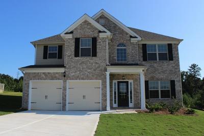 Conyers Single Family Home For Sale: 2301 Tiller Mill Lane