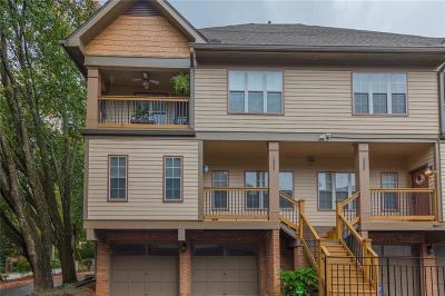 Condo/Townhouse For Sale: 1339 Stillwood Chase NE