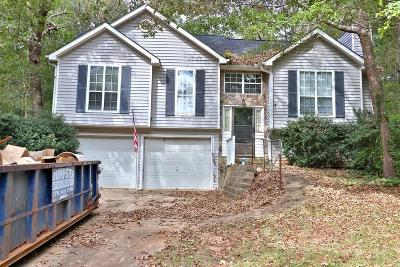 Canton Single Family Home For Sale: 1175 Morgan Road