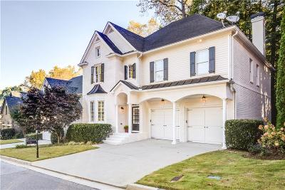 Sandy Springs Single Family Home For Sale: 175 Fieldsborn Court
