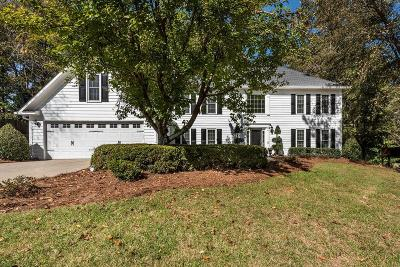 Kennesaw Single Family Home For Sale: 2109 Jockey Hollow Drive NW