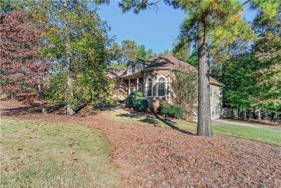 Kennesaw Single Family Home Contingent-Due Diligence: 4154 Crowder Drive NW