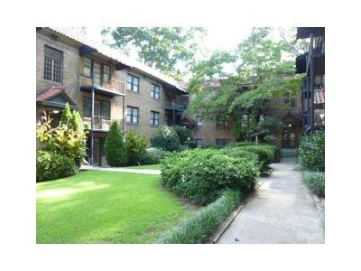 Condo/Townhouse For Sale: 677 Somerset Terrace NE #D3