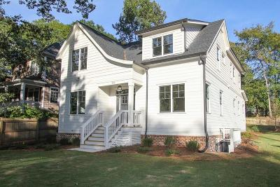 Decatur Single Family Home For Sale: 405 Sycamore Drive