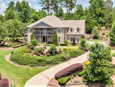 Alpharetta Single Family Home For Sale: 15810 Manor Trace