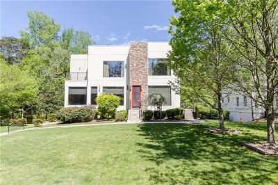 Single Family Home For Sale: 2422 Sagamore Drive NW