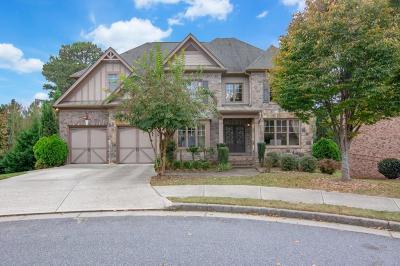Alpharetta Single Family Home For Sale: 5419 Spey Court