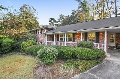 Decatur Single Family Home For Sale: 1693 Little Joe Court