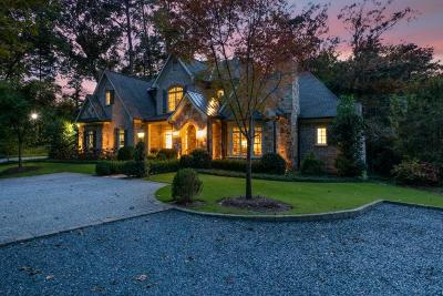 Buckhead Single Family Home For Sale: 3808 Ivy Road NE