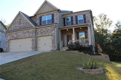 Suwanee Single Family Home For Sale: 615 Eldridge Drive