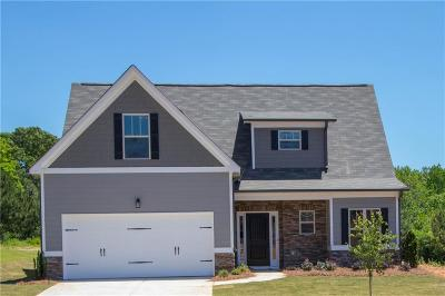Dawsonville Single Family Home For Sale: Lot 19 Bryndemere Sub Drive