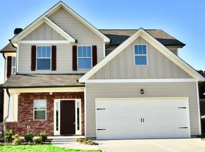 Dawsonville Single Family Home For Sale: Lot 23 Bryndemere Sub Drive