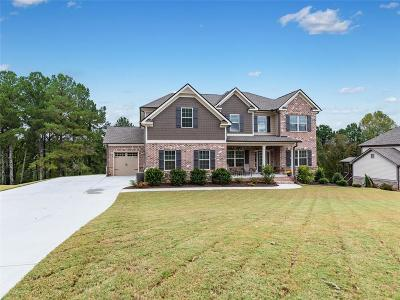 Loganville Single Family Home For Sale: 1377 Silver Thorne Court
