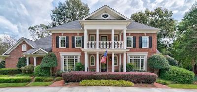 Alpharetta Single Family Home For Sale: 3945 Merriweather Woods