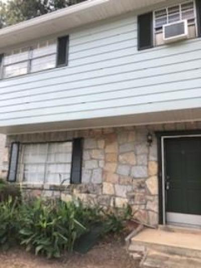 Union City Condo/Townhouse For Sale: 4701 Flat Shoals Road #41G