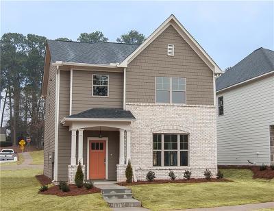 Stone Mountain Single Family Home For Sale: 5268 Hearthstone Street