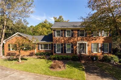 Stone Mountain Single Family Home For Sale: 5893 Smoke Rise Court