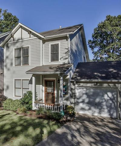 Atlanta Single Family Home For Sale: 315 Mathews Avenue NE