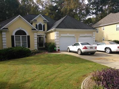 Woodstock Single Family Home For Sale: 1029 Legacy Walk
