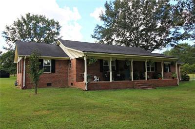 Hampton Single Family Home For Sale: 3097 Hwy 81 W