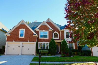 Snellville Single Family Home For Sale: 4192 Meadow Wind Drive