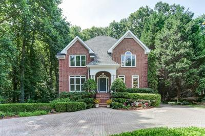 Sandy Springs Single Family Home For Sale: 225 Sheridan Point Lane