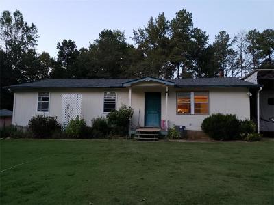 Barrow County Rental For Rent: 553 Appalachee Ridge Road