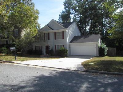 Johns Creek Single Family Home For Sale: 140 Boxford Court