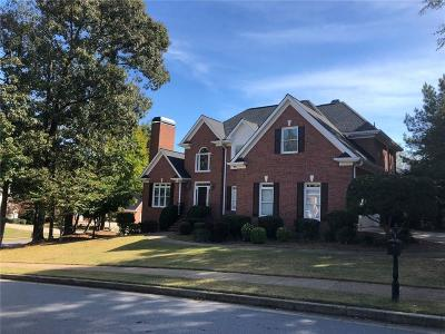 Lawrenceville Single Family Home For Sale: 1429 Stepstone Way