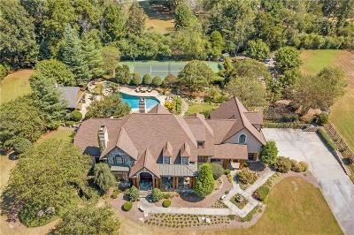 Loganville Single Family Home For Sale: 3310 Garmon Drive