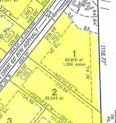 Residential Lots & Land For Sale: 110 Landon Dr