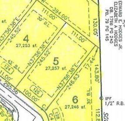 Land/Farm For Sale: 126 Landon Dr Dev