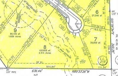 Residential Lots & Land For Sale: 125 Landon Dr