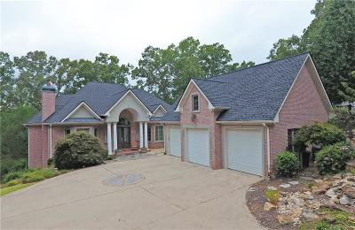 Gainesville Single Family Home For Sale: 4080 Ryckeley Drive