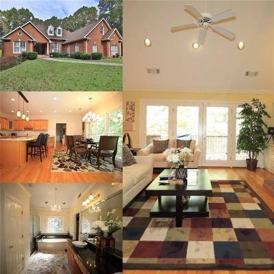 Covington Single Family Home For Sale: 120 Deep Step Road